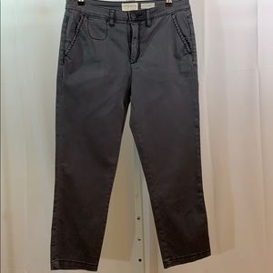 CHINO BY ANTHROPOLOGIE Pants SZ 28 Slim